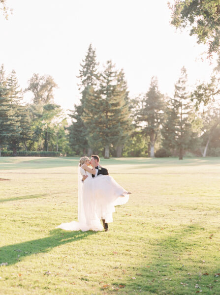 Destination Napa Valley wedding for Ashley and Ryan