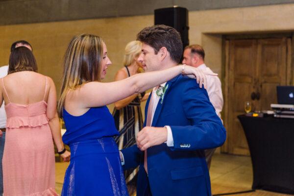 Dancefloor at Destination Sonoma wedding