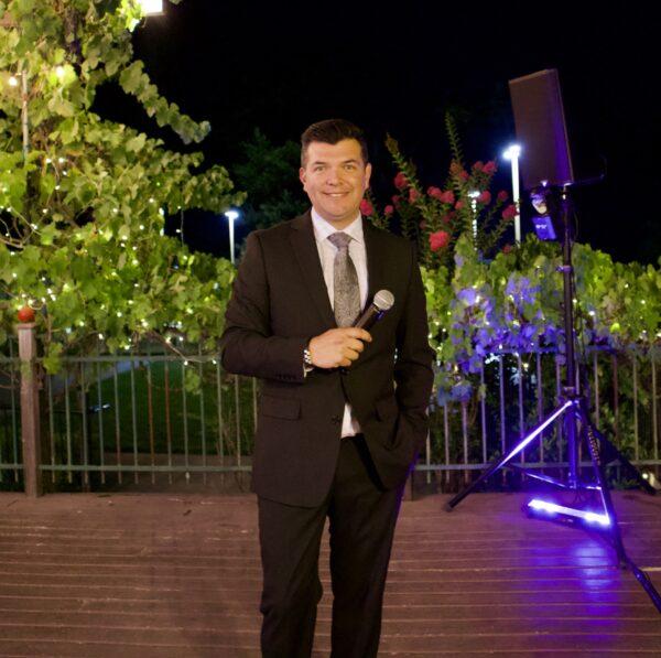 AMS Entertainment Wedding DJ