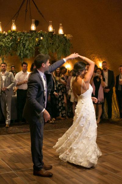 Calistoga Ranch Wedding DJ