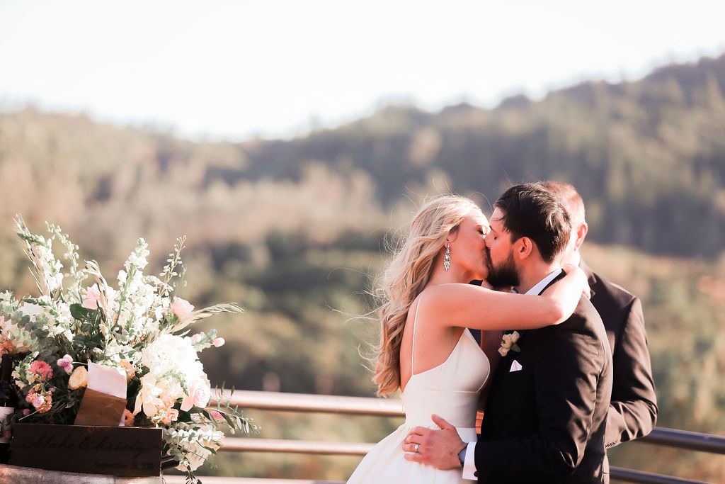 Dry Creek Valley Winery Ceremony
