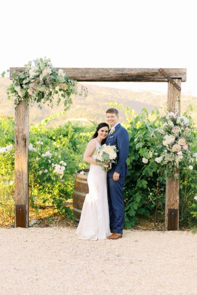 Sonoma Winery Wedding for Katie & Tyler