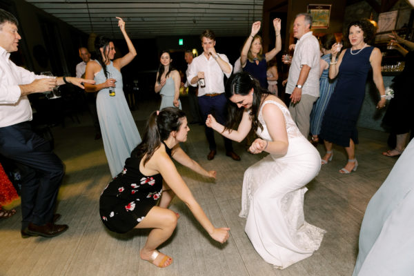 Sonoma Winery wedding DJ