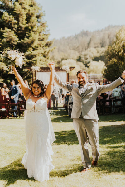 Summer Wine Country Wedding at The Wild Oak Saddle Club
